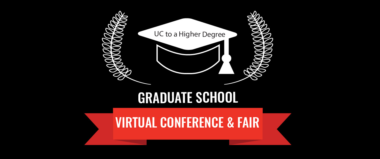 Logo for the annual Graduate School Conference and Fair event.
